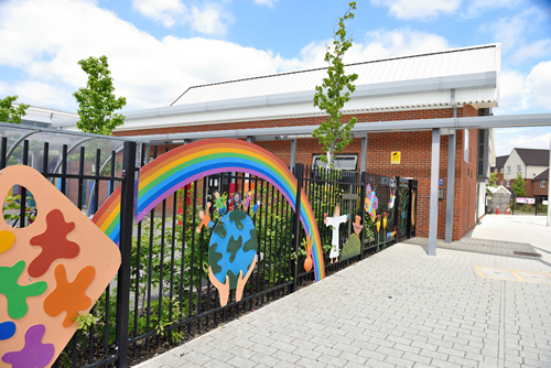 Jennett's Park CE Primary School