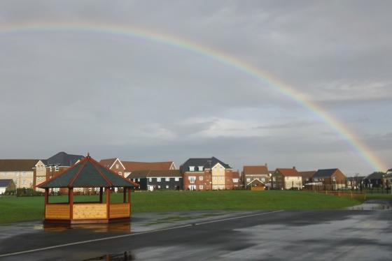 Jennett's Park School Rainbow Promise