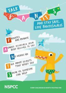 Talk Pants Poster