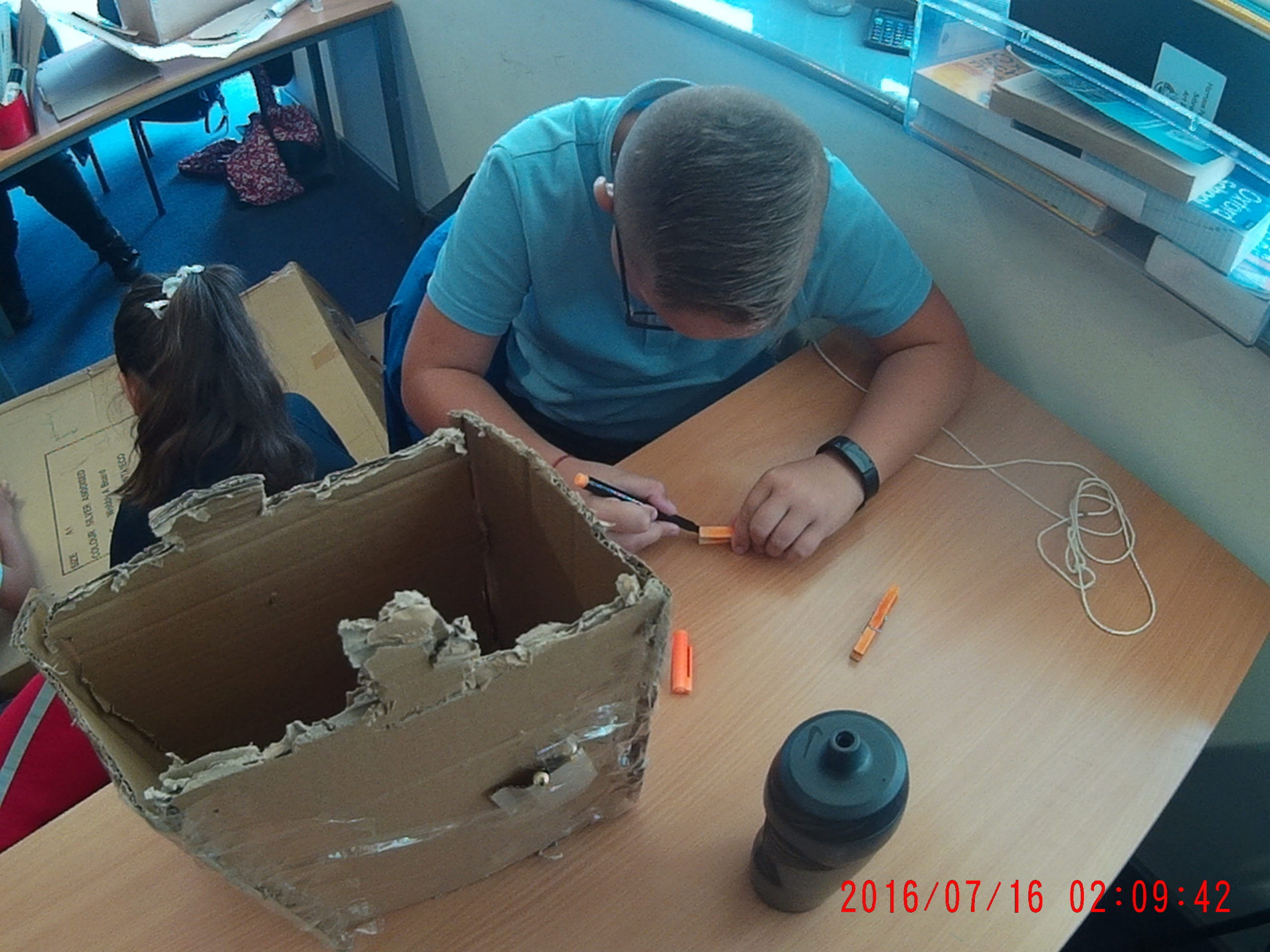 Cardboard Challenge Day 3