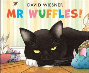 Mr Wuffles By David Weisner