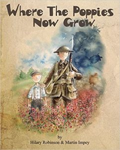 Where the Poppies Grow By Hilary Robinson