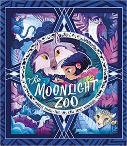 The Moonlight Zoo By Maudie Powell-Tuck