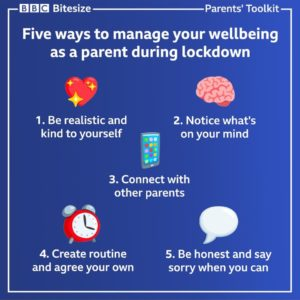 5 ways to manage your wellbeing during lockdown
