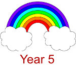 Year 5 Class Page