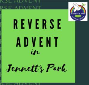 Reverse Advent video