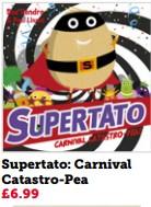 Supertato: Carnival Catastro-Pea
