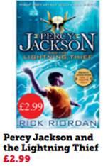Percy Jackson & the Lightning Thief