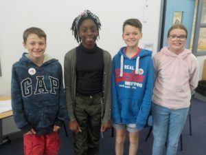 Our Quiz Champions!
